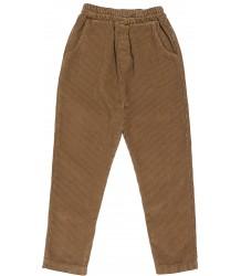 Maed for Mini Chocolate Pony Chino Rib Pants Maed for Mini Chocolate Pony Chino Rib Pants
