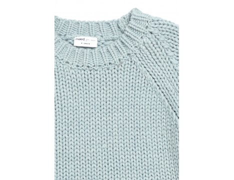 Maed for Mini Softy Seal Knit Sweater