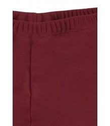 Maed for Mini Bordeaux Badger Swim Shorts Maed for Mini Bordeaux Badger Swim Shorts