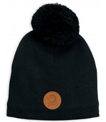 Mini Rodini PENGUIN Hat Mini Rodini PENGUIN Hat black