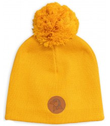 Mini Rodini PENGUIN Hat Mini Rodini PENGUIN Hat yellow