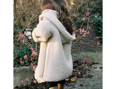 Maed for Mini Shabby Sheep Knit Cardigan