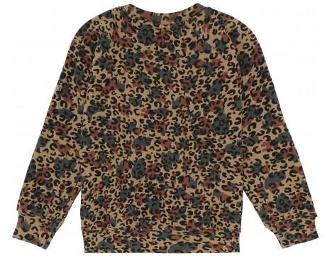 Soft Gallery Chaz Sweatshirt CAMOLEA