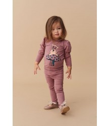 Soft Gallery Paula Baby Legging Zacht UIL Oud Roze Soft Gallery Baby sizes