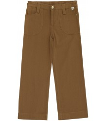 Soft Gallery Blanca Broek Bruin Soft Gallery Blanca Pants