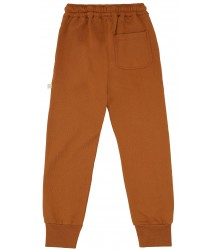 Soft Gallery Wesley Sweat Broek Pompoen Soft Gallery Wesley Pants pumpkin
