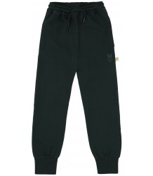 Soft Gallery Wesley Sweat Broek Donker Groen Soft Gallery Wesley Pants pine green