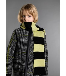 Little Man Happy BIG STRIPE Knitted Scarf Little Man Happy BIG STRIPE Knitted Scarf
