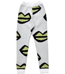 Little Man Happy XOXO Knit Leggings Little Man Happy XOXO Knit Leggings