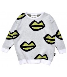 Little Man Happy XOXO Knit Sweater Little Man Happy XOXO Knit Sweater