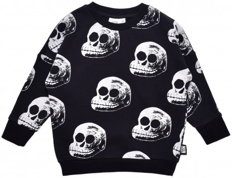 Little Man Happy X-RAY Sweater