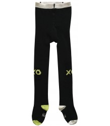 Little Man Happy XOXO Tights Little Man Happy XOXO Tights