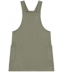 Dungaree Dress Gray Label Dungaree Dress