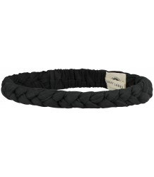 Braid Headband Gray Label Braid Headband nearly black