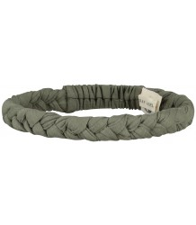 Braid Headband Gray Label Braid Headband moss green