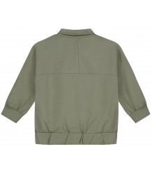 Collar Jacket Gray Label Collar Jacket moss green