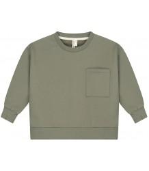 Gray Label Boxy Sweater Gray Label Boxy Sweater moss groen