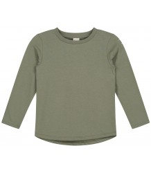 L/S T-shirt (New Fabric) Gray Label L/S T-shirt (New Fabric) moss