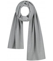 Long Scarf Gray Label Long Scarf grey melange