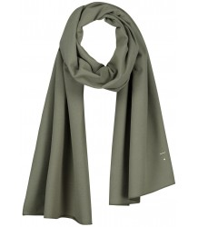 Long Scarf Gray Label Long Scarf moss