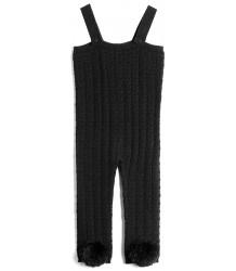 Wolf & Rita Emanuel Knitted Pants w/Suspenders Wolf & Rita Emanuel Knitted Pants w/Suspenders