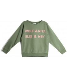 Wolf & Rita Bernardo Sweat ELIS Wolf & Rita Bernardo Sweat ELIS