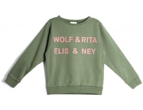 Wolf & Rita Bernardo Sweat ELIS