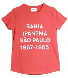 Wolf & Rita Sebastião T-shirt BAHIA Wolf & Rita Sebastiao T-shirt BAHIA