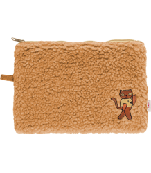 Tiny Cottons CAT Sherpa Pouch Tiny Cottons CAT Sherpa Pouch