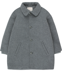 Tiny Cottons Woolen Coat Tiny Cottons Woolen Coat grey