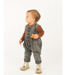 Tiny Cottons Denim Baby Onepiece Tiny Cottons Denim Baby Onepiece