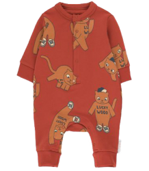 Tiny Cottons CATS Sweat Onepiece Tiny Cottons CATS Sweat Onepiece