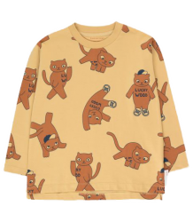 Tiny Cottons CATS LS Tee Tiny Cottons CATS LS Tee