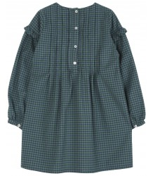 Emile et Ida Vichy Dress CHECK Emile et Ida Vichy Dress CHECK