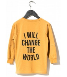 Sometime Soon Revolution LS T-shirt I WILL Sometime Soon Revolution L/S T-shirt I WILL CHANGE THE WORLD