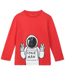 Stella McCartney Kids LS Tee SPACEMAN Stella McCartney Kids LS Tee SPACEMAN