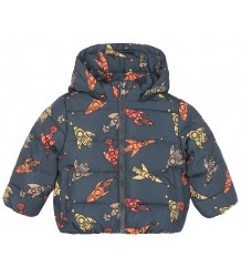 Stella McCartney Kids Hubert Puffer Baby ROCKET Stella McCartney Kids Hubert Puffer Baby ROCKET
