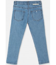 Stella McCartney Kids Denim Trousers PATCHWORK Stella McCartney Kids Denim Trousers PATCHWORK