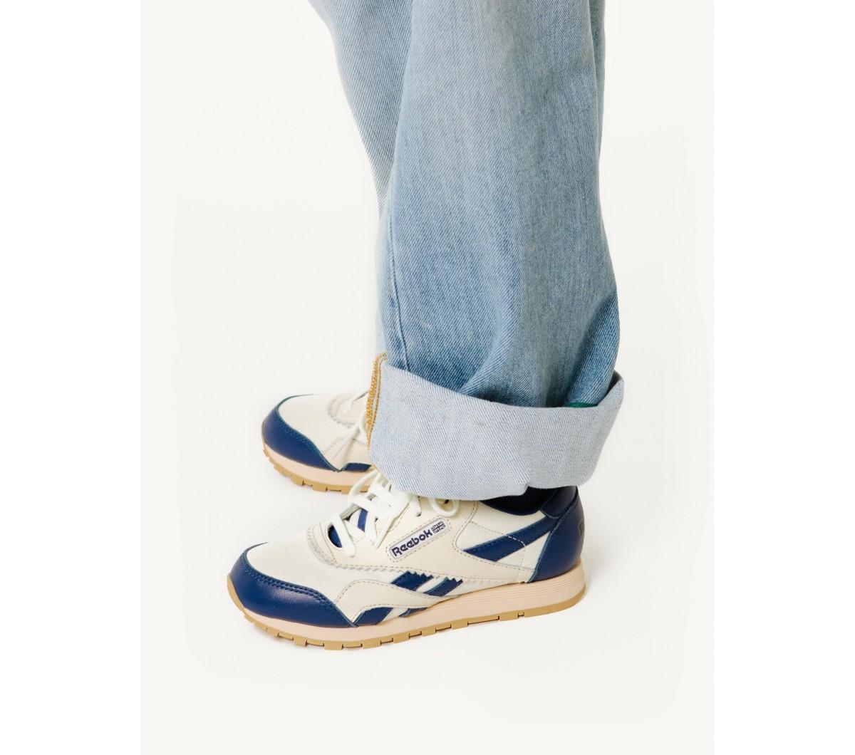 Reebok Kids/' Classic Nylon Shoes Preschool Shoes