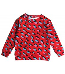 Romey Loves Lulu Sweater ANIMAL PRINT Romey Loves Lulu Sweater ANIMAL PRINT