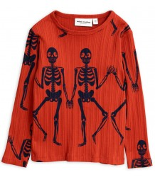 Mini Rodini SKELETON LS Tee Mini Rodini SKELETON LS Tee