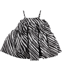 Caroline Bosmans Mat Bather Matelasse Maxi Wide Dress ZEBRA Caroline Bosmans Mat Bather Matelasse Maxi Wide Dress ZEBRA