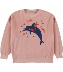 Fresh Dinosaurs Terry Sweatshirt RODEO SURF Fresh Dinosaurs Terry Sweatshirt RODEO SURF