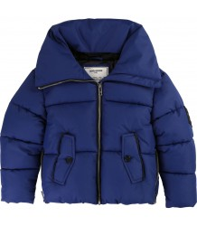 Zadig & Voltaire Kids June Puffer Jacket Zadig & Voltaire Kids July Puffer Jacket blue