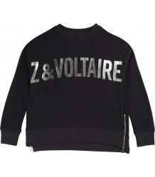 Zadig & Voltaire Kids Liberty Sweatshirt Z&VOLTAIRE Zadig & Voltaire Kids Liberty Sweatshirt Z&VOLTAIRE