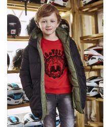 Zadig & Voltaire Kids Neo Reversible Puffer Jacket Zadig & Voltaire Kids Neo Reversible Puffer Jacket