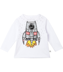 Stella McCartney Kids LS Baby Tee SPACE SHUTTLE Stella McCartney Kids LS Baby Tee SPACE SHUTTLE