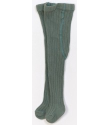 PLAY UP Ribbed Tights PLAY UP Ribbed Tights olive green