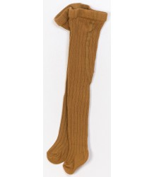 PLAY UP Ribbed Tights PLAY UP Ribbed Tights mustard