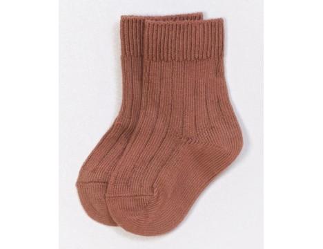 PLAY UP Ribbed Short Socks